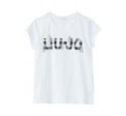 Liu Jo D19073J5003T-shirt logo