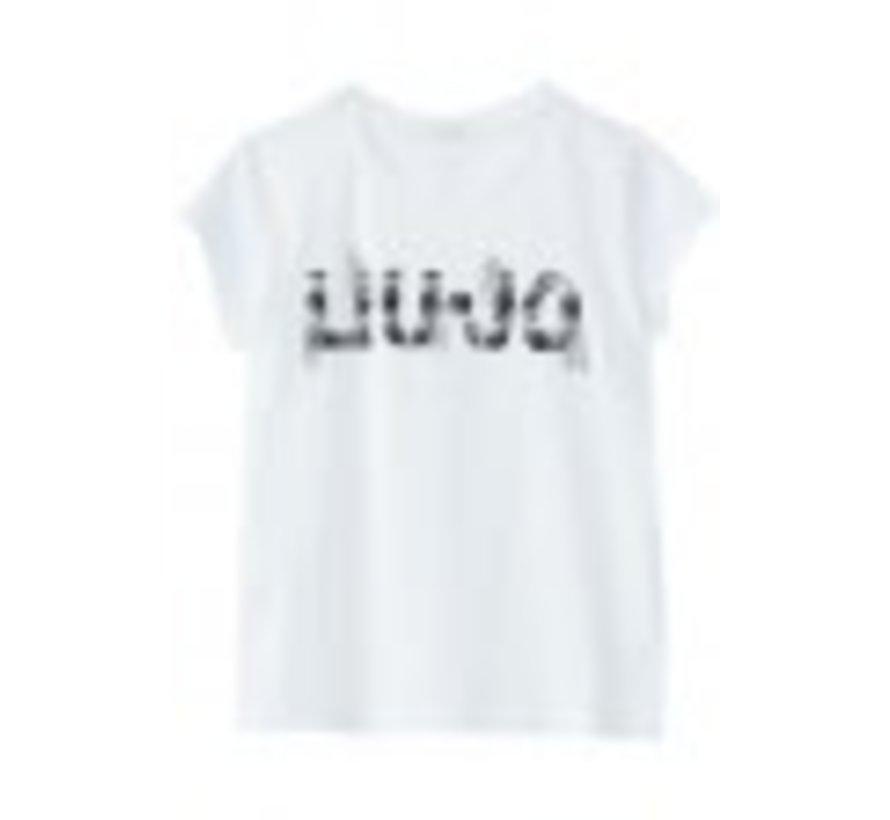 D19073J5003T-shirt logo