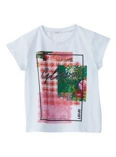 Liu Jo D19097J5003T-shirt patch