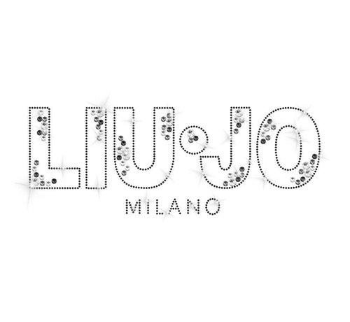 Liu Jo G19023F0764Felpa chiusa logo sweater