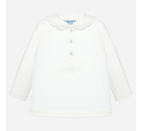 Mayoral 104L&s basic polo