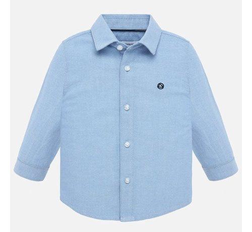 Mayoral 113L/s basic oxford shirt