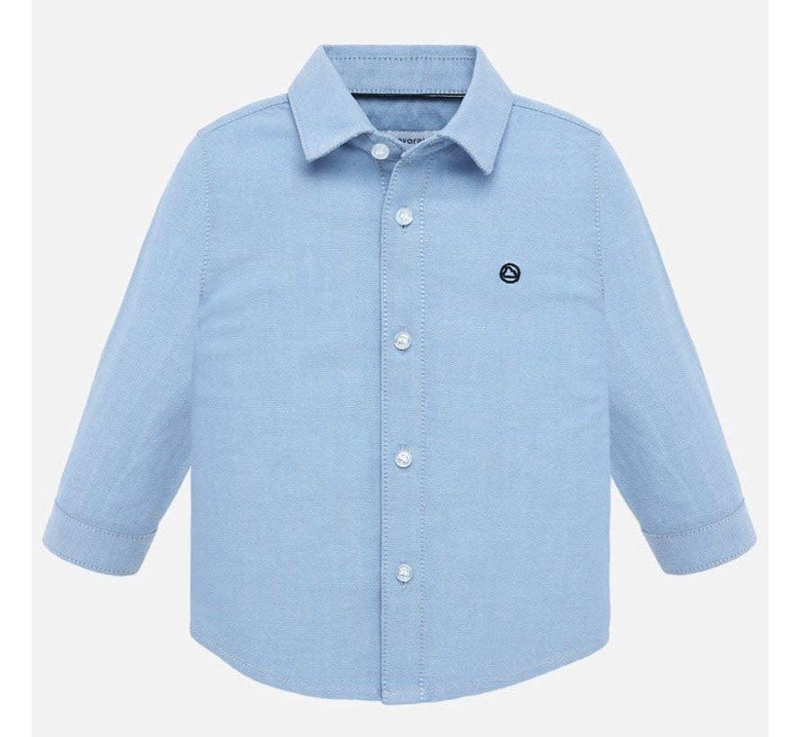 113L/s basic oxford shirt