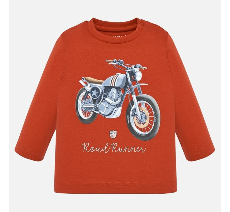 "2019L/s ""road runner"" t-shirt"