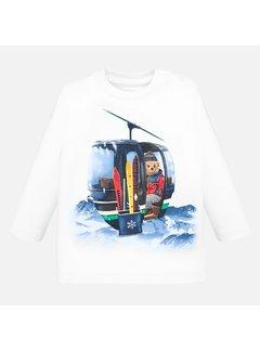 Mayoral 2031L/s t-shirt