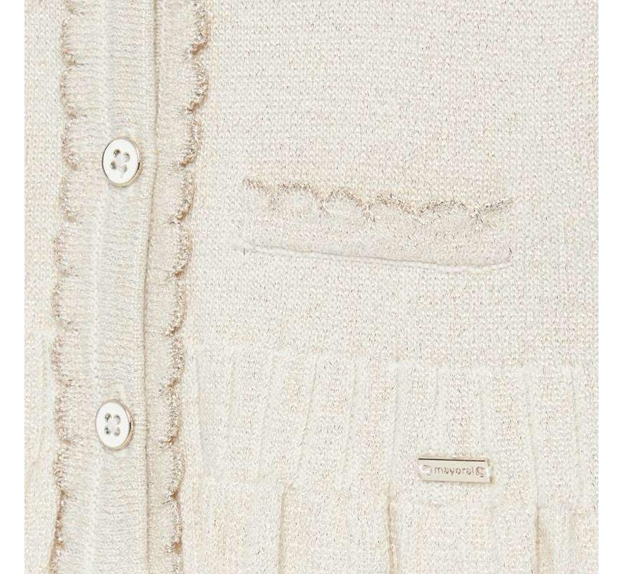 2315Knitting Cardigan