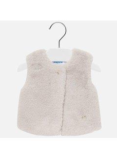 Mayoral 2317Fur vest