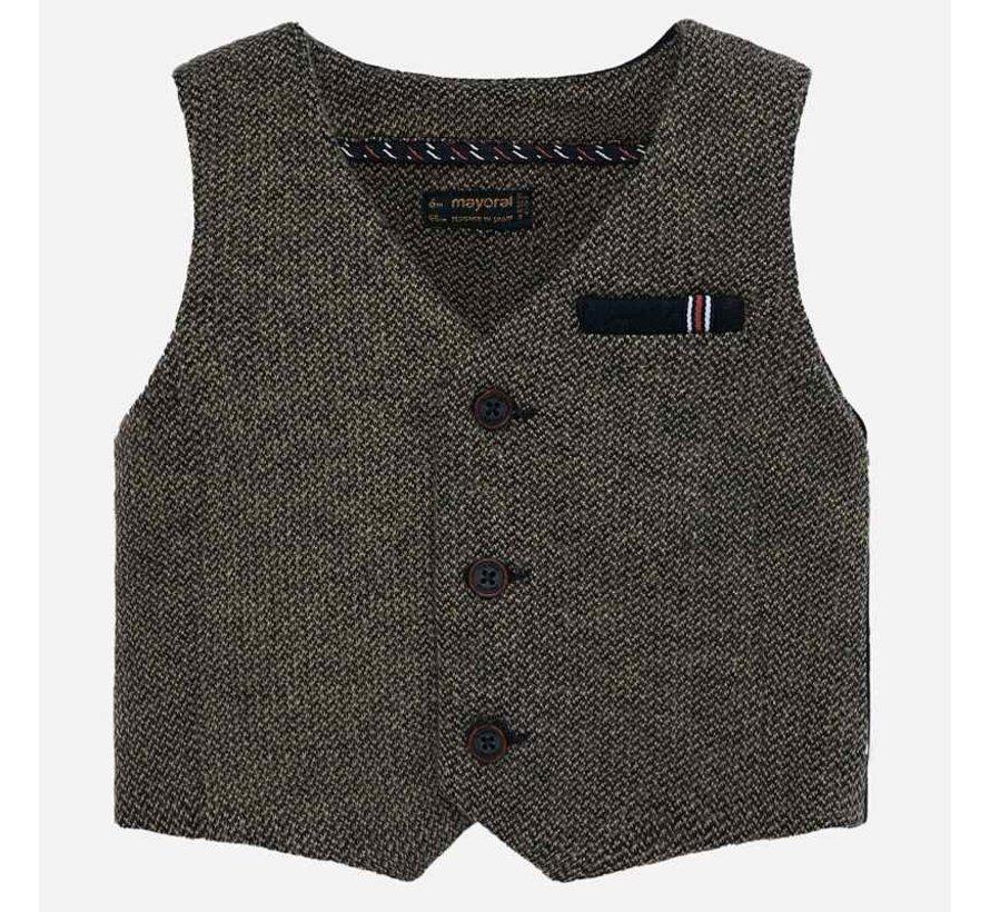 2327Dressy vest