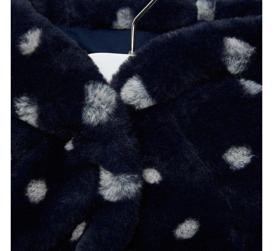 2430Fur coat
