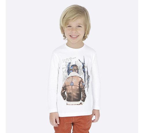 Mayoral 4017L/st-shirt