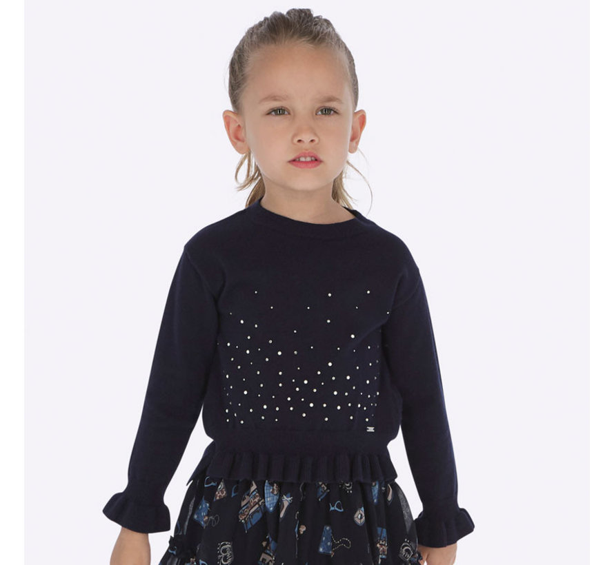 4303Fuffle sweater