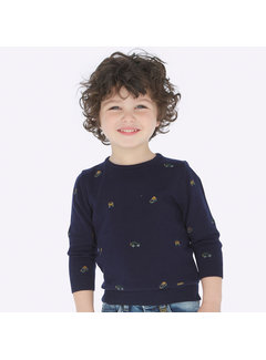 Mayoral 4316Embroided sweater