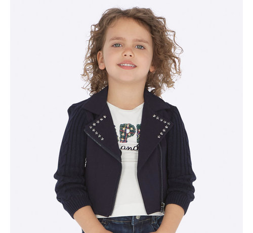 Mayoral 4407Tricot jacket
