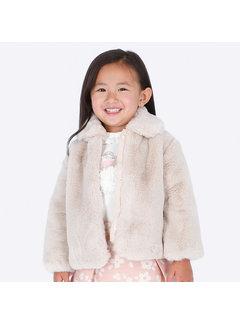 Mayoral 4411Fur coat
