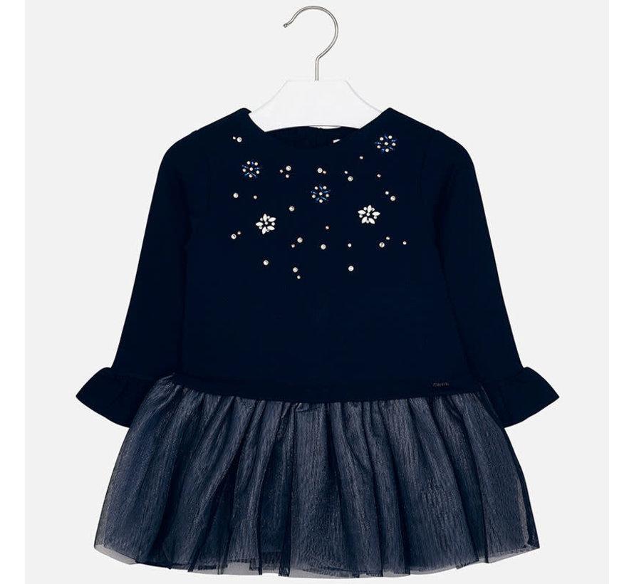 4934Voile dress