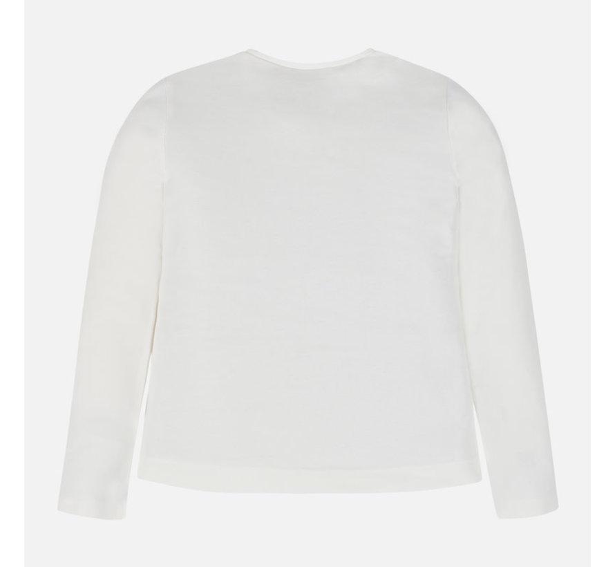 7006L/s cats t-shirt