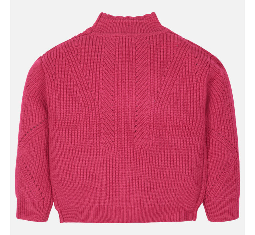7304Tricot sweater
