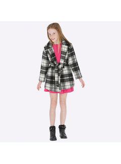 Mayoral 7417Checkered coat