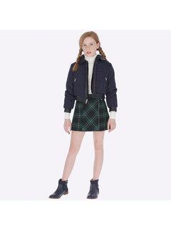 Mayoral 7911Check skirt