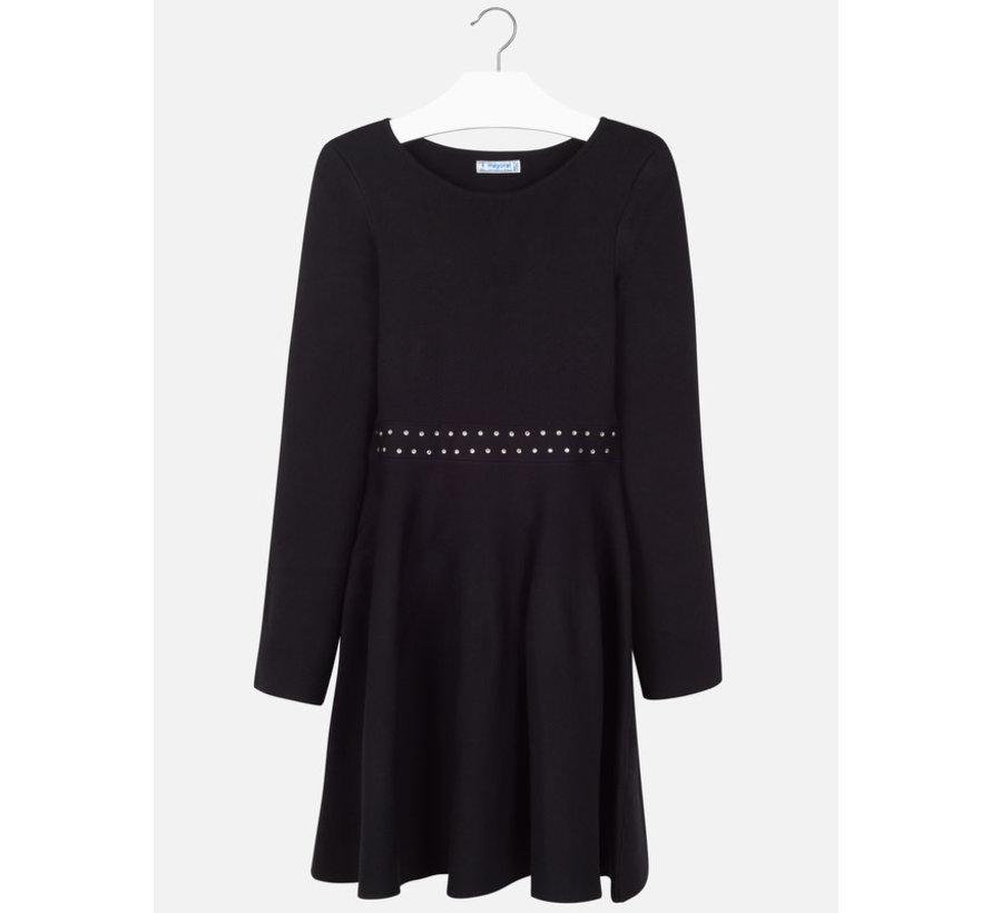 7920Tricot dress