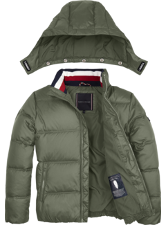 Tommy Hilfiger KB04934 essentials down jacket