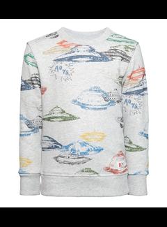 Ao76 219-2200-10 c-neck sweater UFO's