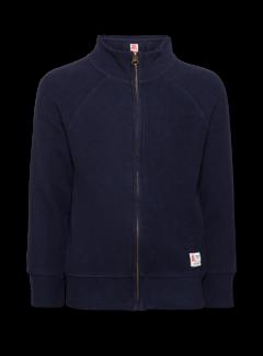 Ao76 219-2221mockneck full zip duffer sweater