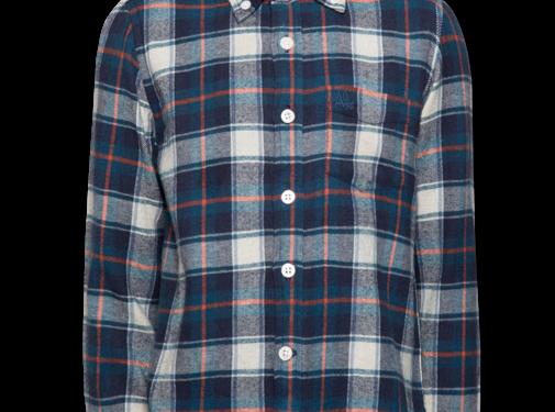 Ao76 219-2400-70button down mike shirt