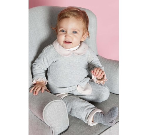 blue bay baby Sweater paris