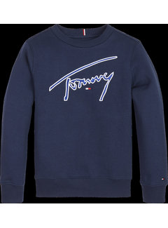 Tommy Hilfiger KB05070 essential signature sweatshirt