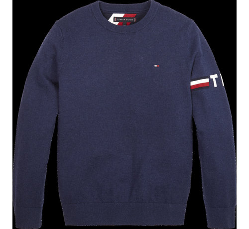 Tommy Hilfiger KB05085 essential cttn/cashmere sweater