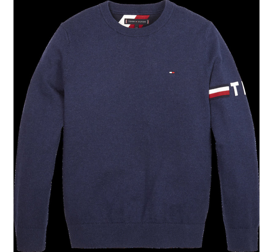 KB05085 essential cttn/cashmere sweater