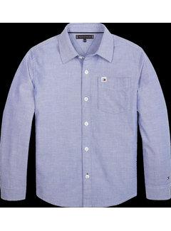 Tommy Hilfiger KB05093 solid oxford shirt