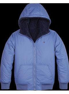 Tommy Hilfiger KB05148 Reversible teddy jacket