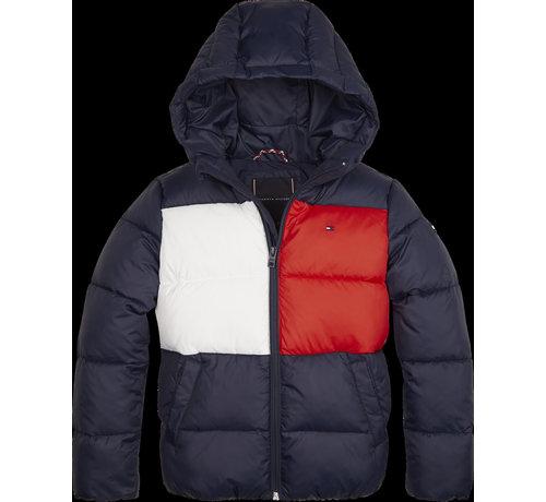Tommy Hilfiger KB05286 Padded flag jacket
