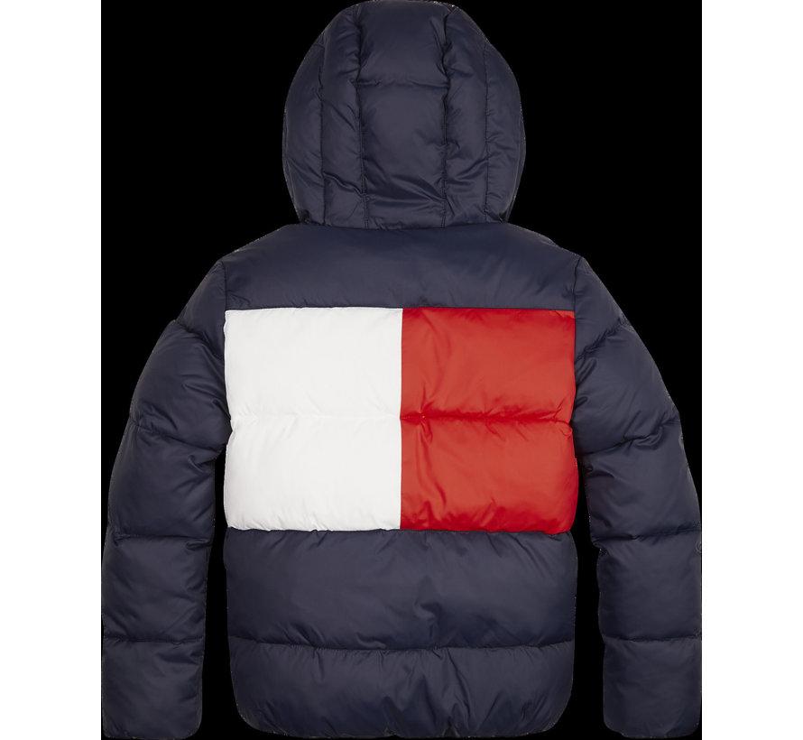 KB05286 Padded flag jacket