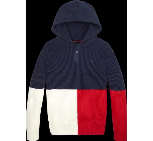 Tommy Hilfiger KB05289 Colorblock hoodie