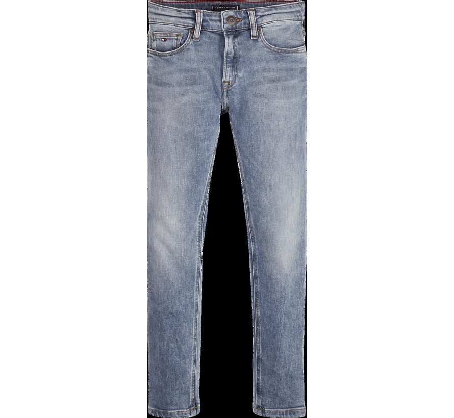 KB05034 steve slim tapered ligbst