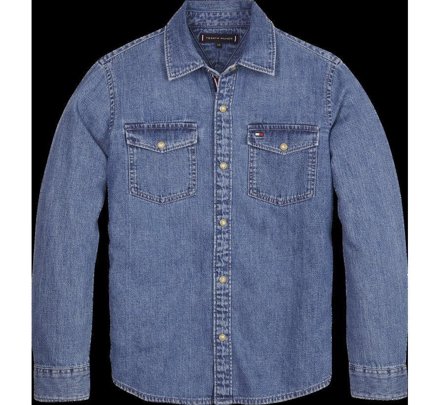 KB05094 boys basic shirt bmr