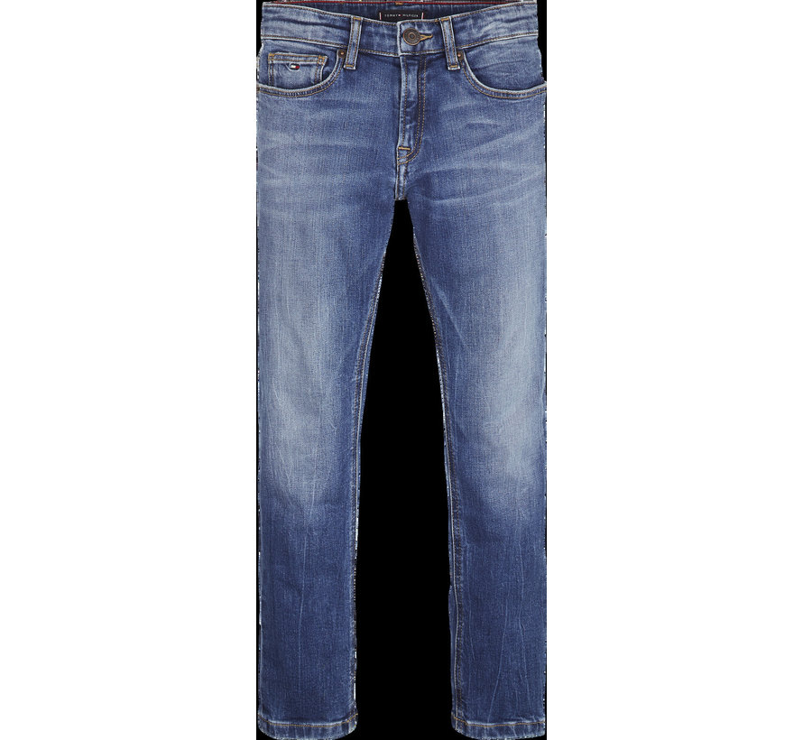 KB05282 Steve slim tapered resbst