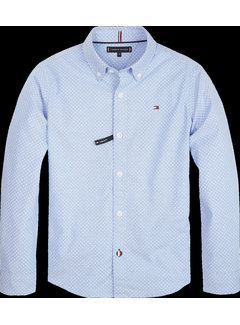 Tommy hilfiger pre KB04976 mini print shirt l/s