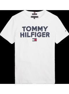 Tommy hilfiger pre KB04992 logo tee s/s