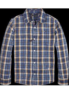 Tommy hilfiger pre KB05189 soft check shirt l/s