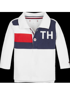 Tommy hilfiger pre KN01028 baby tommy polo l/s