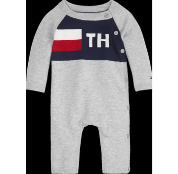 Tommy hilfiger pre KN01065 baby sweater coveral
