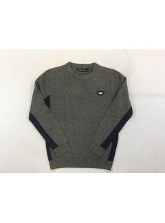 Anthony Morato MKSW01126 YA500002 Sweater round collar