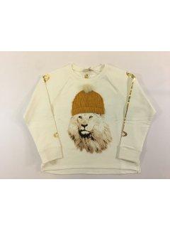 Pauline B C92SNOWBOARD-M069sweat rdc+lion