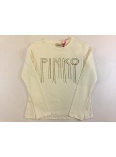 Pinko 1A11JR-Y5S1Impiegato t-shirt man/Lunga