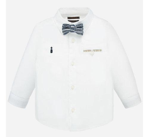 Mayoral 1162 L/s dressy shirt