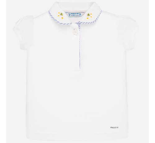 Mayoral 1167 S/s polo t-shirt